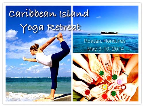 caribbean island yoga retreat