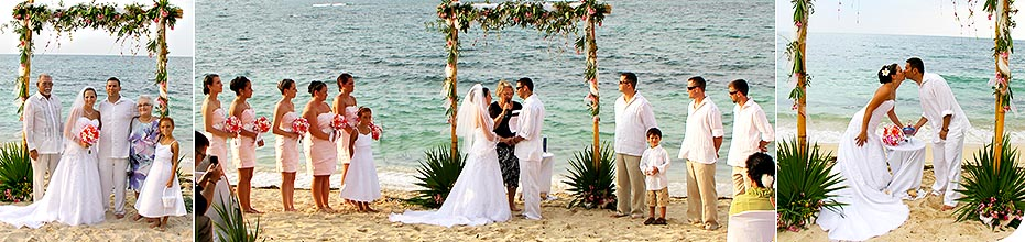 Paya Bay Resort - Roatan, Honduras : Weddings and Anniversaries