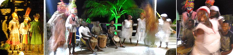 Paya Bay Resort - Roatan, Honduras : The Fascinating Garifuna