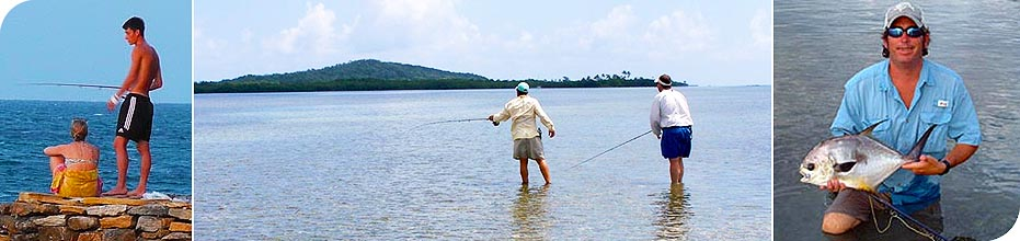 Paya Bay Resort - Roatan, Honduras : Exhilirating Sport Fishing