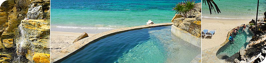 Paya Bay Resort - Roatan, Honduras : Luxurious Beachside Pool