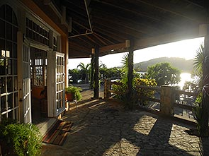 paya bay resort - morning