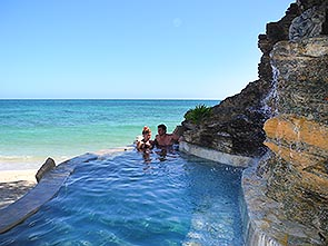 paya bay resort - plunge pool