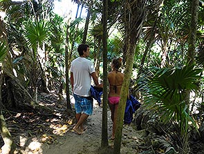 paya bay resort - nature trails